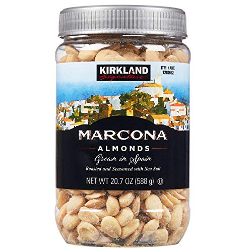 Kirkland signature Marcona almonds, 20.7 OZ