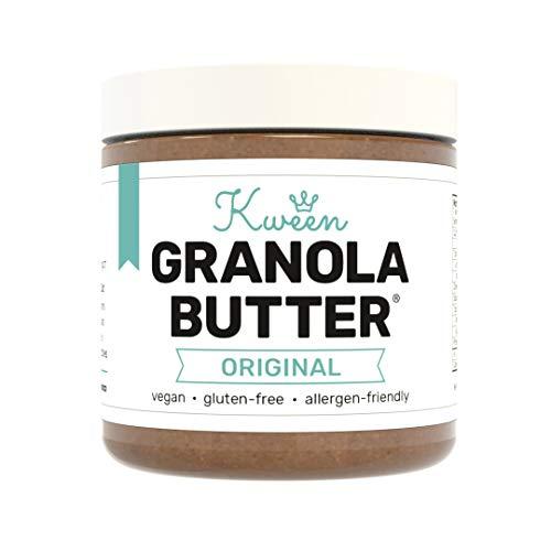 Kween Original Granola Butter 1 Jar - 10 Ounce | Peanut-Free, ...