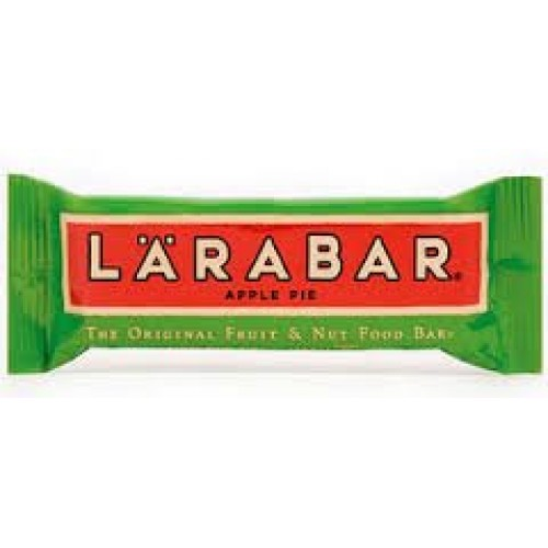 LARABAR Apple Pie Fruit & Nut Food Bar, Gluten Free Pack of 10