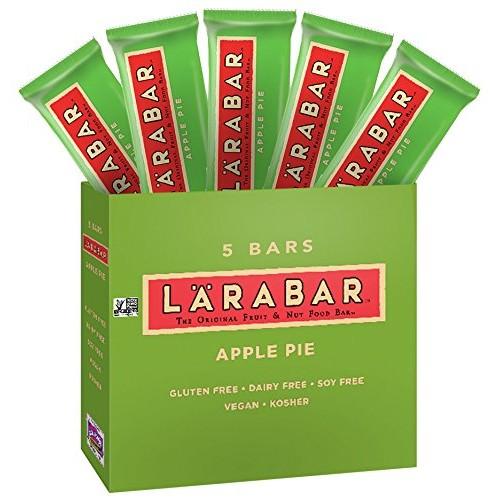 LARABAR, Fruit & Nut Bar, Apple Pie, Gluten Free, Vegan, Whole 3...