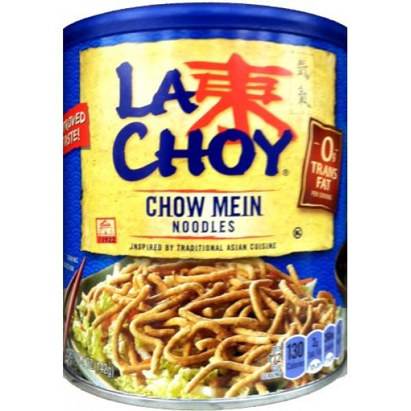 La Choy CHOW MEIN NOODLES Asian Cuisine 5oz 2 pack