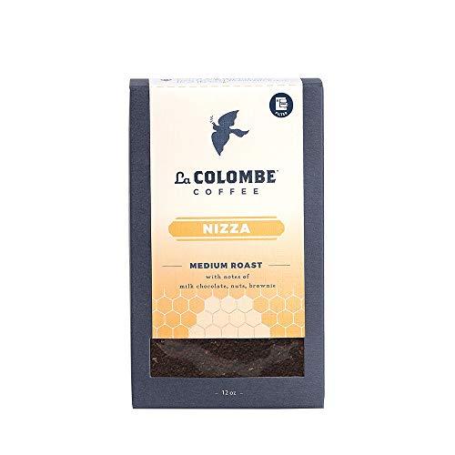 La Colombe Nizza Drip Grind Coffee - 12 Ounce - Full Bodied Medi...