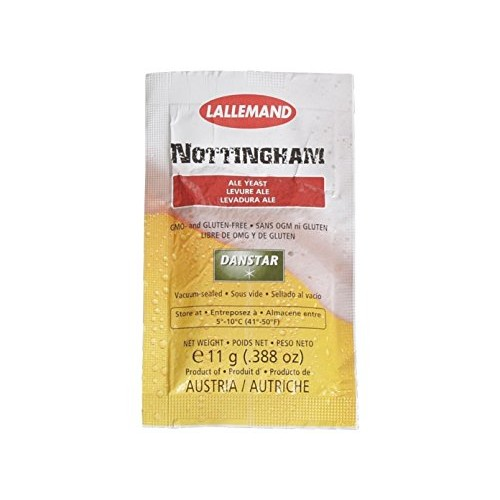 Lallemand Dry Yeast - Nottingham Ale 11 g Pack of 50