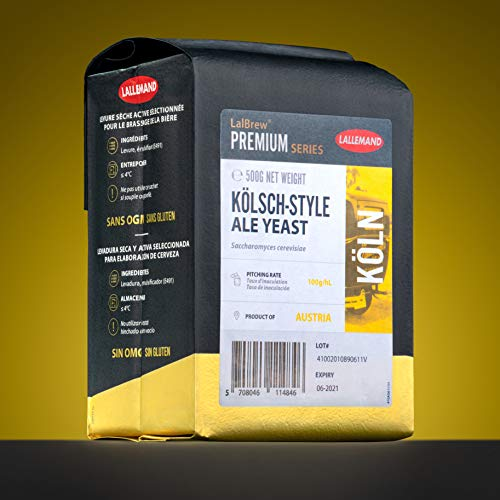 LalBrew Köln Kölsch-Style Ale Yeast