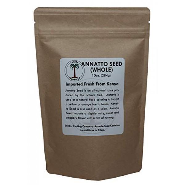 Annatto Seed Whole 10 Ounce