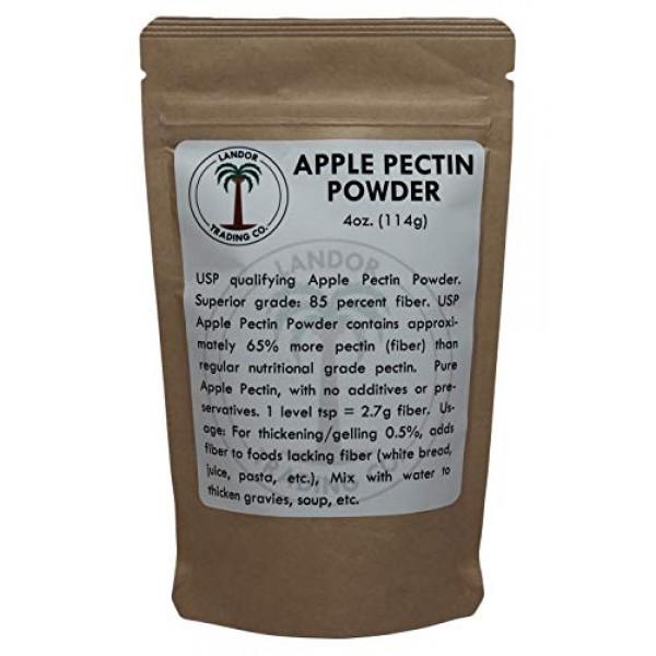 Apple Pectin 4 Ounces USP Qualified 114 Grams