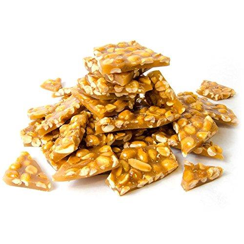 Langs Chocolates Peanut Brittle 8oz bag