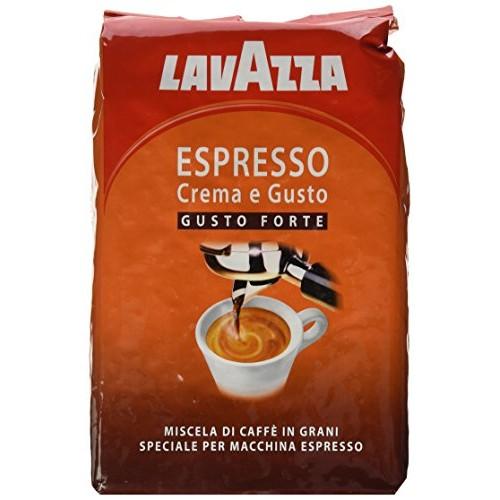 Lavazza Espresso Crema e Gusto 1kg bag whole beans