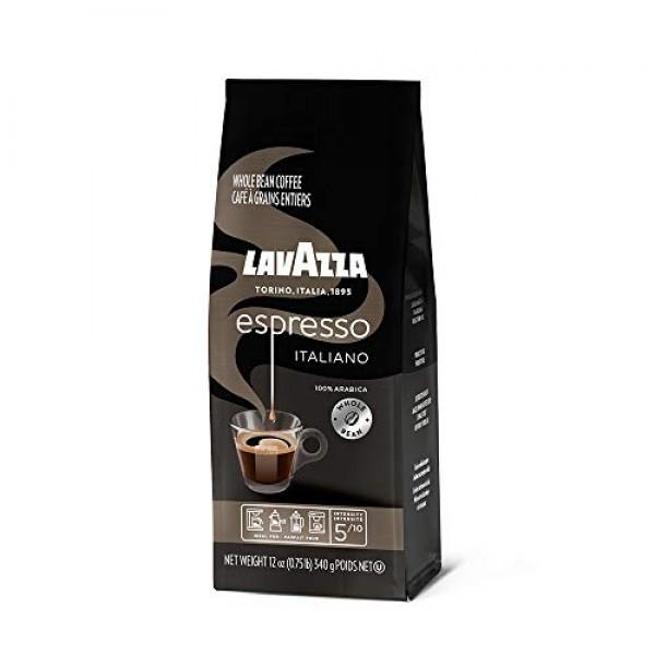 Lavazza Espresso Italiano Whole Bean Coffee 100% Arabica