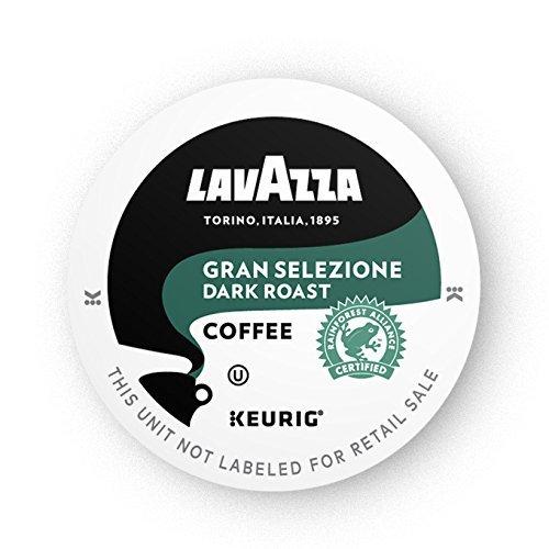 Lavazza Gran Selezione Single-Serve Coffee K-Cups for Keurig Bre...