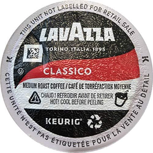 Lavazza Medium Roast Classico Coffee K-Cups 24 Count Pack of 4