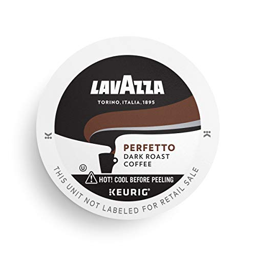 Lavazza Perfetto Single-Serve Coffee K-Cups for Keurig Brewer, D...