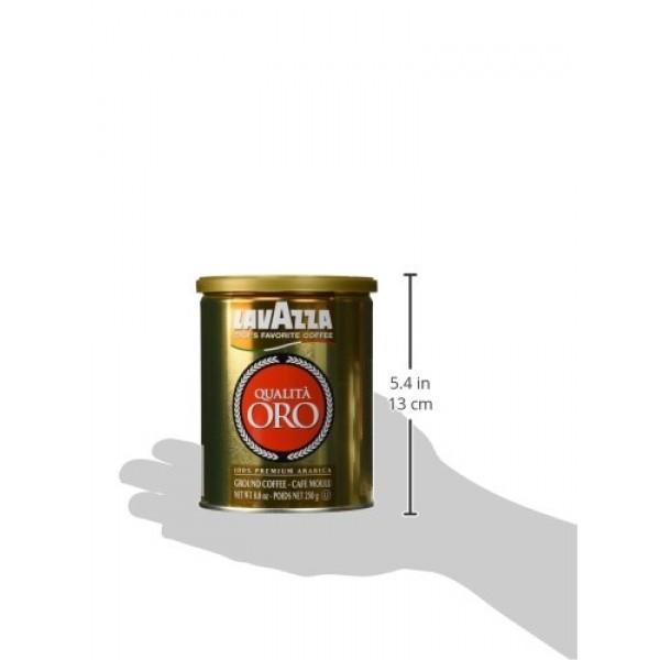 Espresso 100 percent Arabica Qualita Oro Lavazza, CASE 12x250g