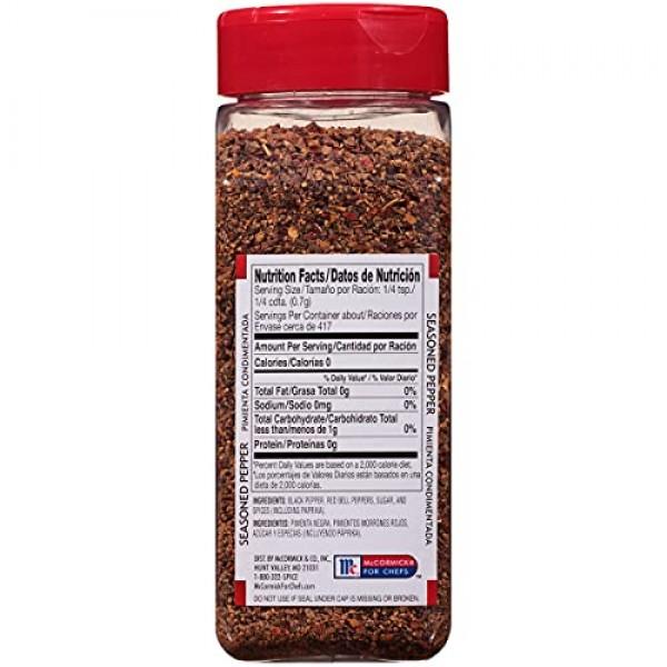 Lawrys Seasoned Pepper, 10.3 oz