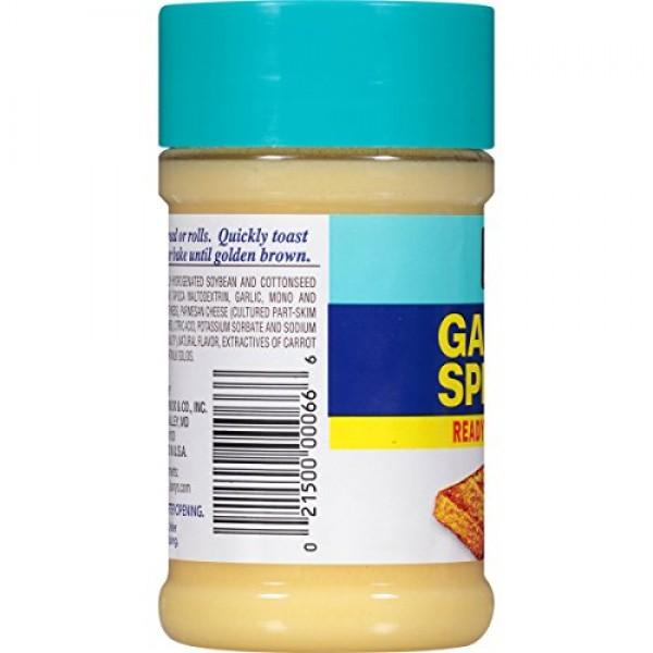 LAWRYS Garlic Spread, 6 Ounce Pack of 6