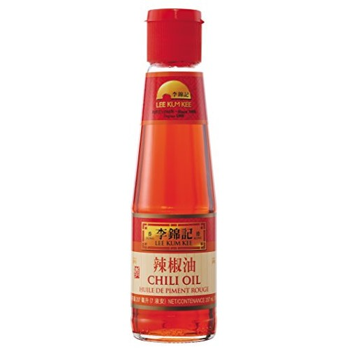 Lee Kum Kee Lkk Chili Oil, 7 Ounce