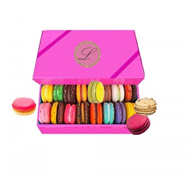 Leilalove Macarons - Mademoiselle de Paris Collections of 15 Fla...
