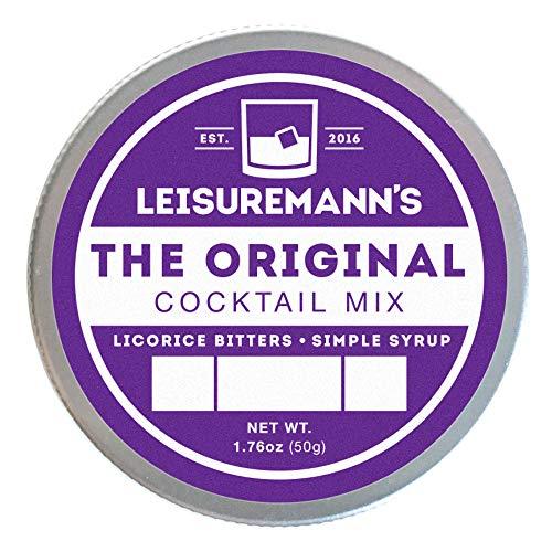 Leisuremanns The Original Cocktail Mix, 1.76 oz