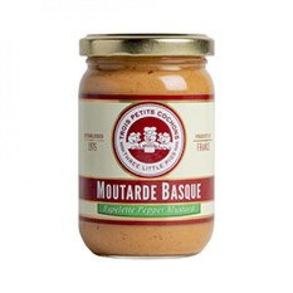 Moutarde Basque by Les Trois Petits Cochons 7 ounce