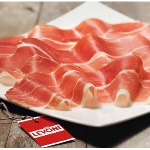 Levoni Prosciutto di Parma aged 20 months, Imported from Italy -...