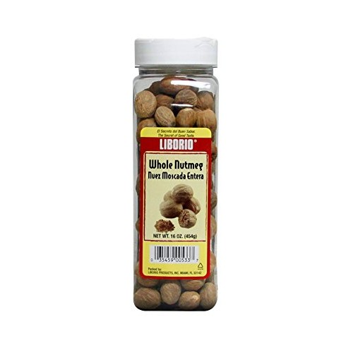 Liborio Whole Nutmeg, 16oz