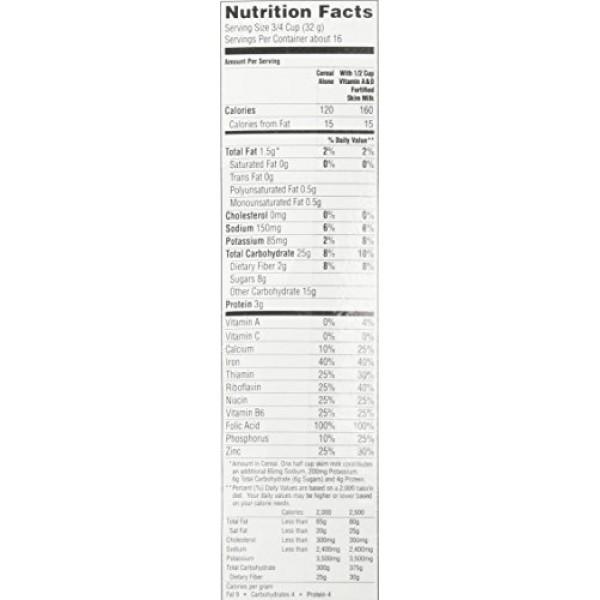 Life Cinnamon Flavored Multigrain Cereal 18 Oz. Box 2 Pack