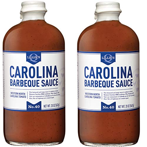 Lillies Q Carolina Western North Carolina Tomato Barbeque Sauce...