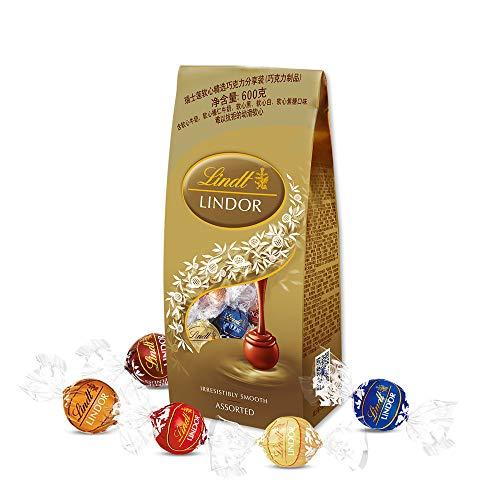 LINDOR Gold 50c 5 Flavor, 21.02 Ounce