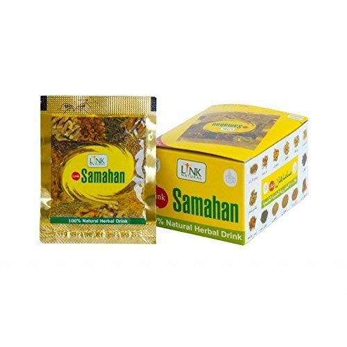 Samahan Tea bags x 60 - can be used for up to 2 years from purchase