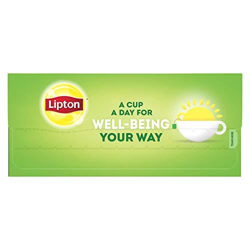 Lipton Green Tea Bags, Decaffeinated, 40 ct