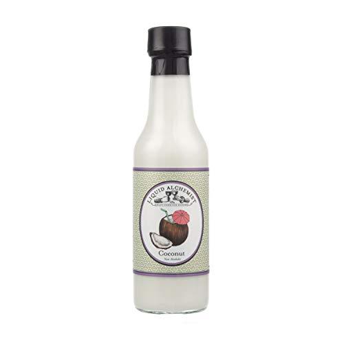 Liquid Alchemist Coconut Cocktail Syrup, Drink Mixers - Natural,...