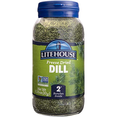 Litehouse Freeze Dried Dill, 0.35 Ounce