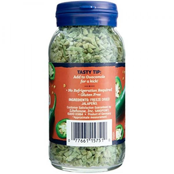 Litehouse Freeze-Dried Herbs Flavors of Easy Guacamole, Guacamo...