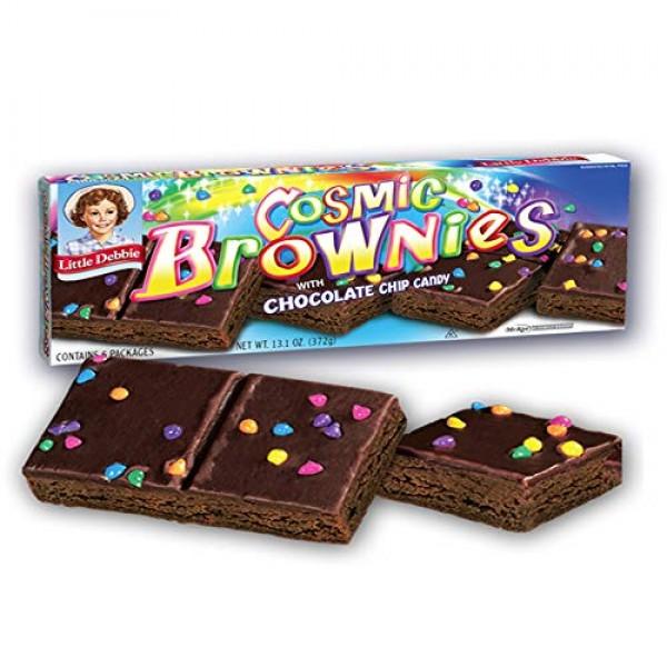 Little Debbie Cosmic Brownies Big Pack 28 Oz 3 Boxes