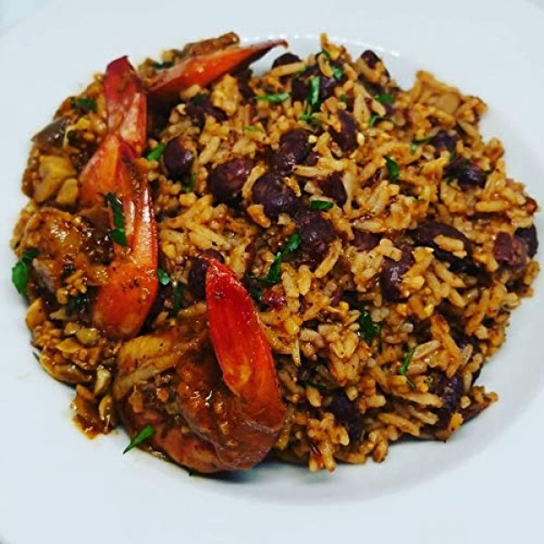 Lolas Spices Cajun Red Beans and Rice 6 Units