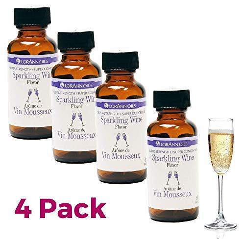 LorAnn Artificial Flavoring Oils, Champagne Flavoring Oil, 1-Oun...