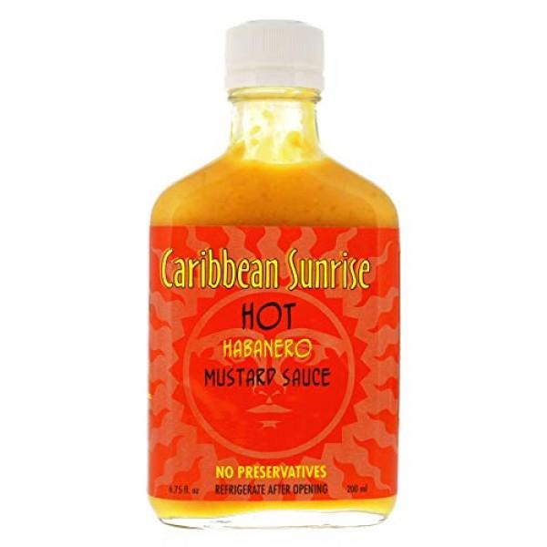 Lotties Traditional Barbados Hot Sauce Yellow 6.75 oz. 200ml