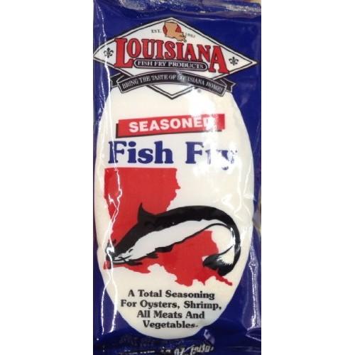Louisiana Mix Fish Fry Ssnd