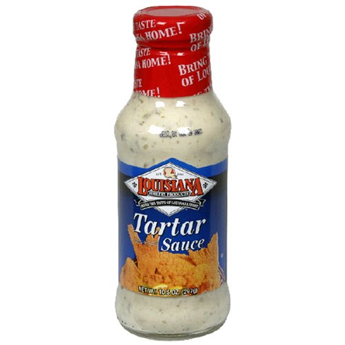 Louisiana Tarter Sauce, 10.5-Ounce Bottles Pack of 12