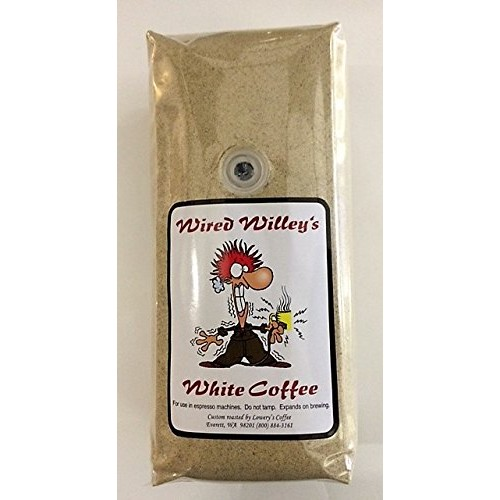Wired Willeys White Coffee, 2 lb