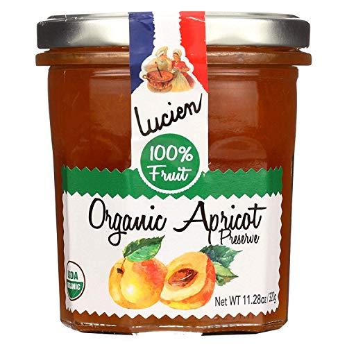LUCIEN GEORGELIN, Frt Spread, Og1, Apricot, Pack of 6, Size 11.2...