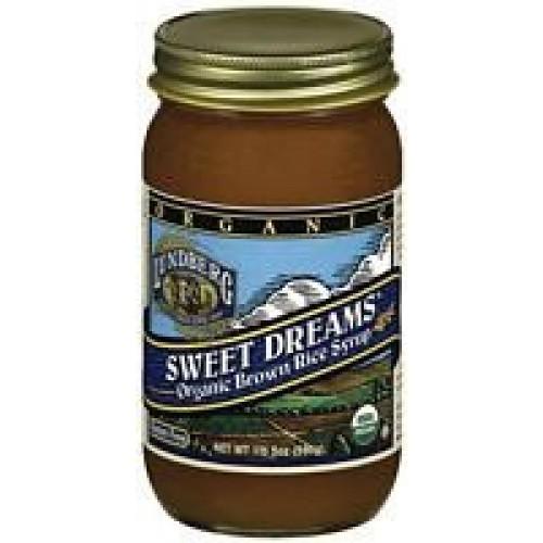 Lundberg Organic Brown Rice Syrup-21 Oz (Pack of 3)