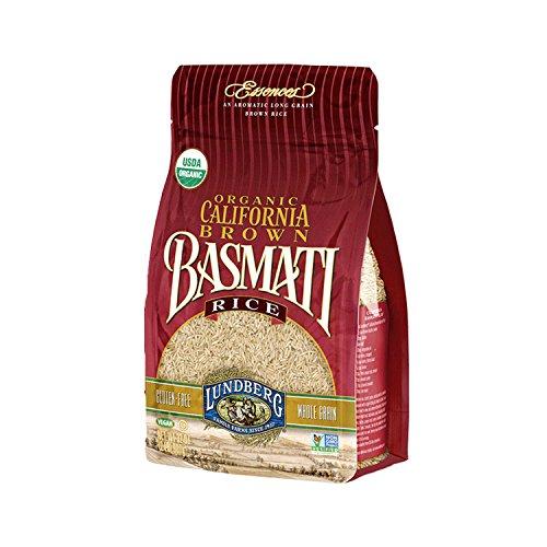 Lundberg California Brown Basmati Rice, 32 Ounce Pack of 6, Or...
