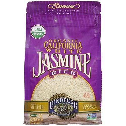 Lundberg Organic Rice - Jasmine White - 32 oz
