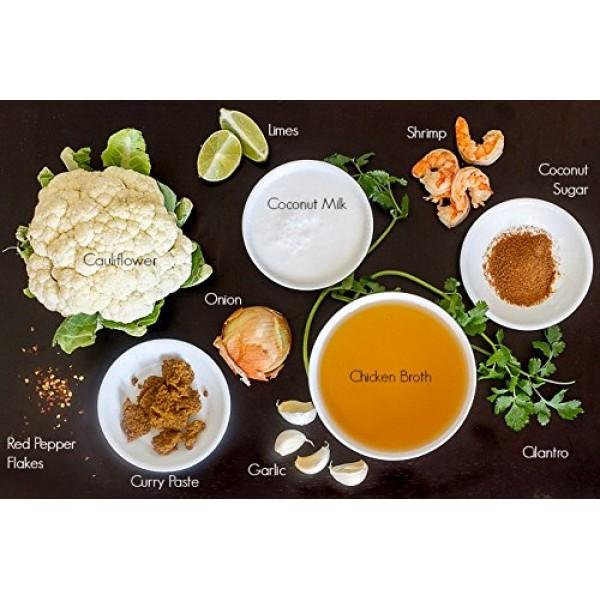 Mae Ploy Coconut Cream - Asian Cuisine Most Popular Cream 6 Cans