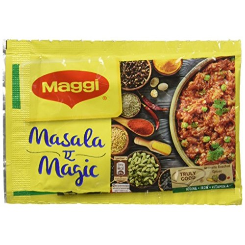 72 Sachet Maggi Masala a Magic the First Ever Fortified Taste En...