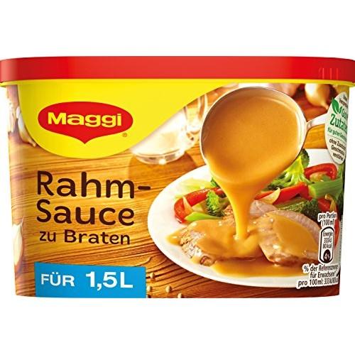 Maggi Creamy Gravy for Roasts Rahmsosse zu Braten - for 1.5 L