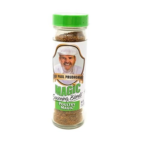 Poultry Magic Seasoning - 3 Pack 2oz each