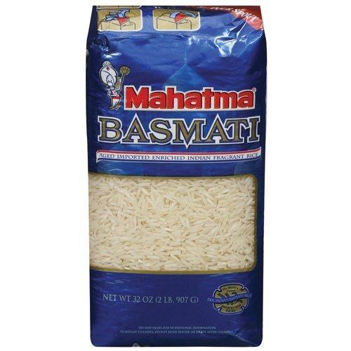 Mahatama, Basmati Rice, 2lb Bag by Mahatma