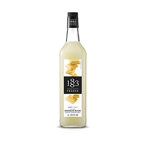 1883 White Chocolate Syrup 1000mL
